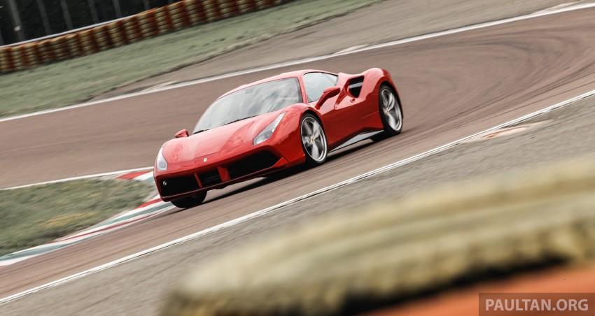DRIVEN: Ferrari 488 GTB – blown away in Maranello Image #367896