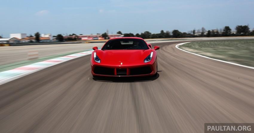 DRIVEN: Ferrari 488 GTB – blown away in Maranello Image #367897