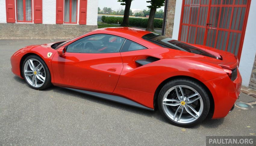 DRIVEN: Ferrari 488 GTB – blown away in Maranello Image #367906