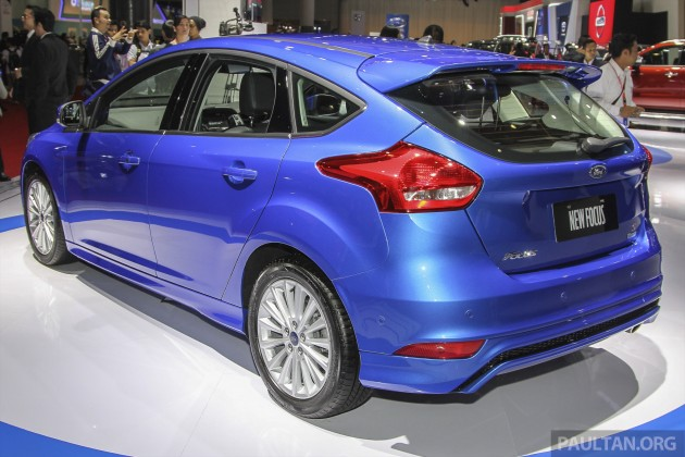 Ford Focus Facelift 3