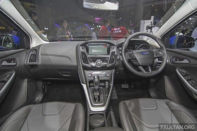 Ford Focus Facelift 32