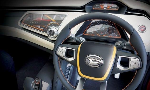 Futuristic Dashboard