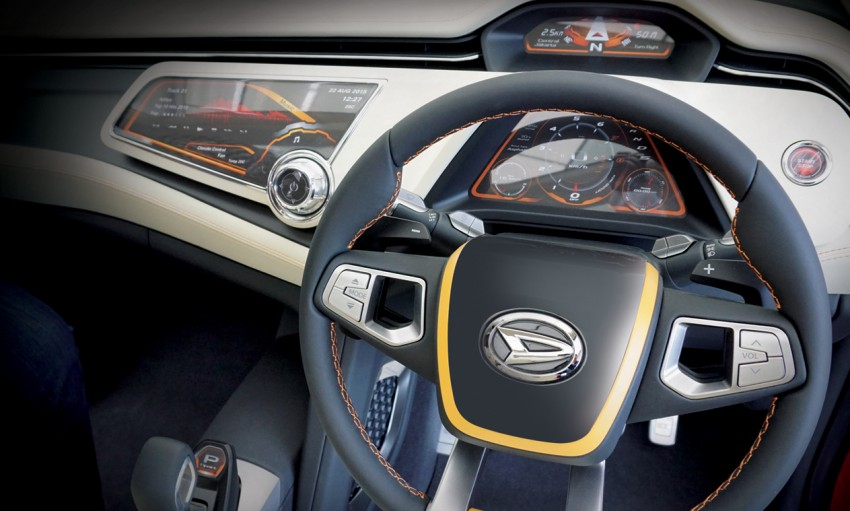 GIIAS 2015: Daihatsu FX Concept compact SUV unveiled – a possible Honda HR-V rival? Image #369448