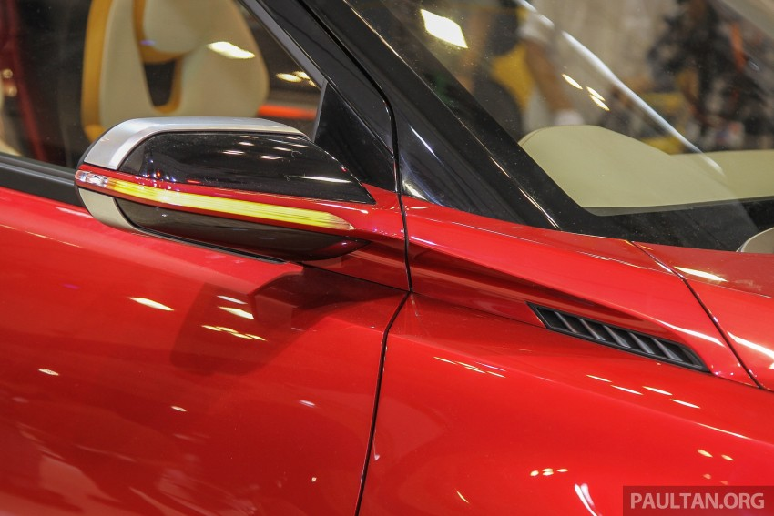 GIIAS 2015: Daihatsu FX Concept compact SUV unveiled – a possible Honda HR-V rival? Image #369456