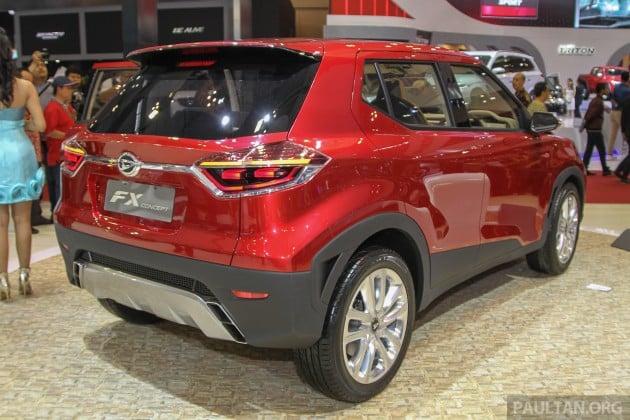 Perodua seriously considering compact SUV - Aminar