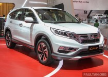 GIIAS Honda CR-V Fender Edition 3