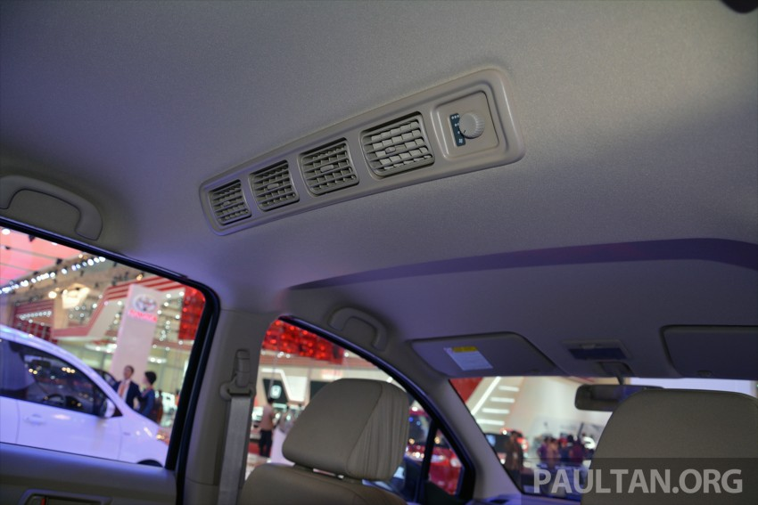 GIIAS 2015: Suzuki Ertiga facelift – updated 7-seater Image #369250