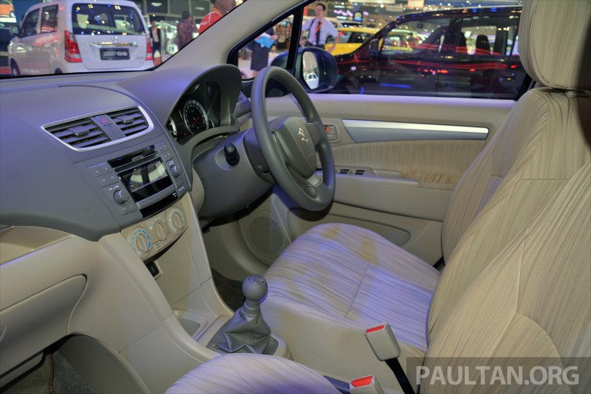 GIIAS 2015: Suzuki Ertiga facelift – updated 7-seater Image #369245