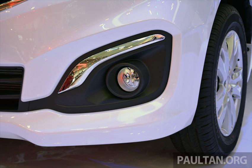 GIIAS 2015: Suzuki Ertiga facelift – updated 7-seater Image #369240