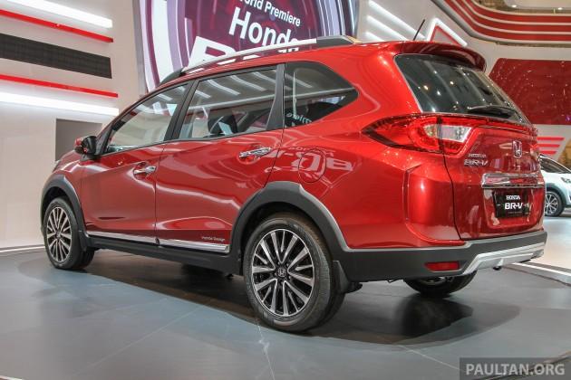 Honda BR-V premiere Indonesia 20