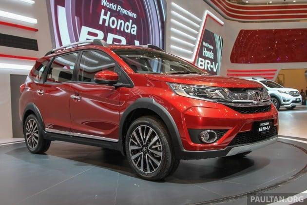 Honda BR-V premiere Indonesia 38