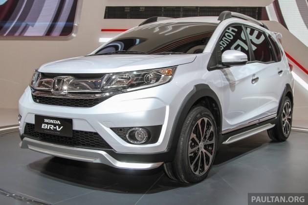 Honda BR-V premiere Indonesia 45