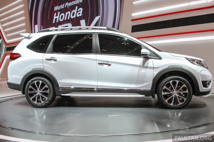 Vwvortex Com Honda Brv 7 Seater Crossover That We Won