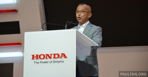 Honda BR-V presentation Indonesia 1