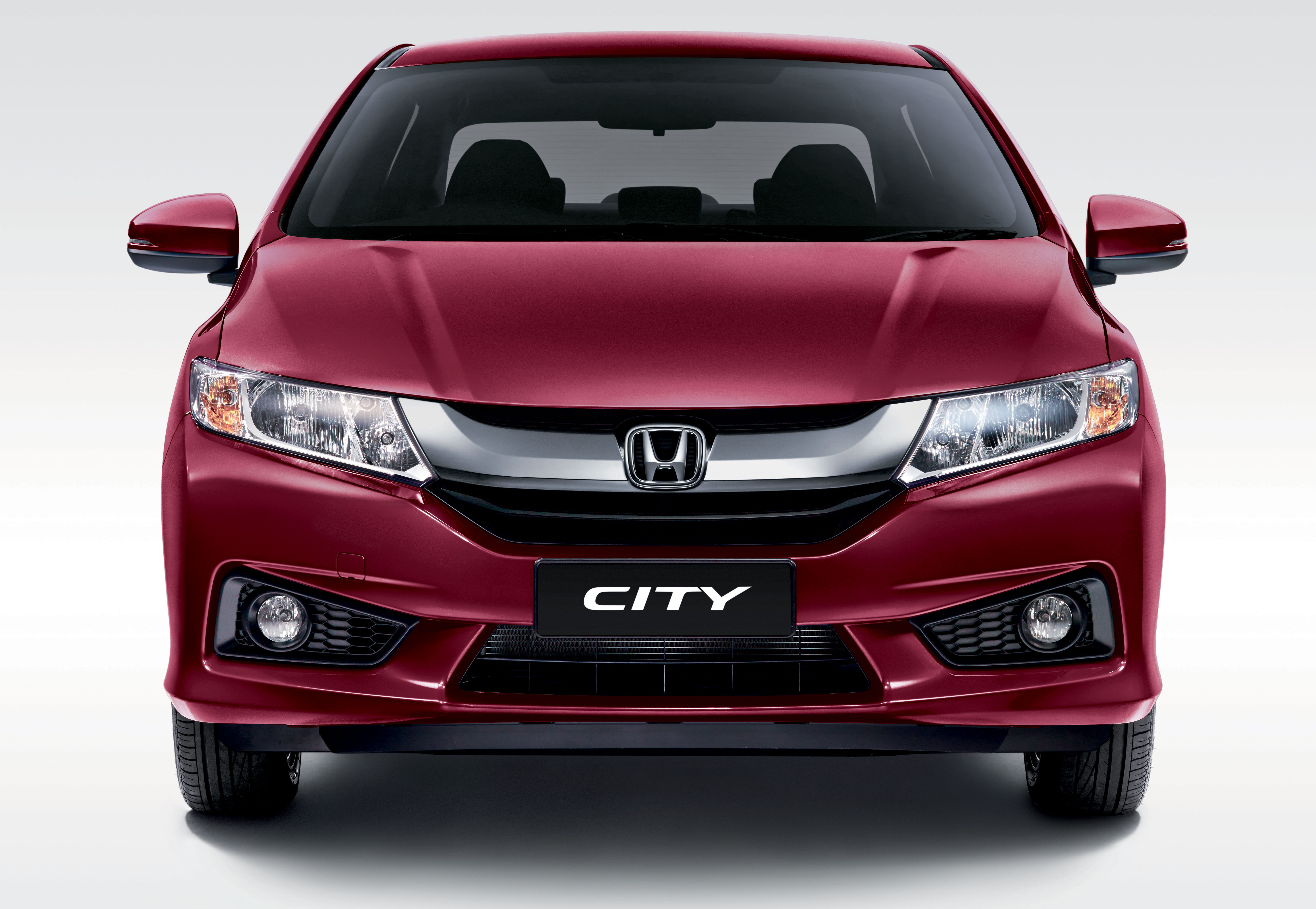 Honda City New Dark Ruby Red Pearl For Malaysia
