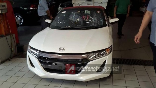Honda S660 spotted in Indonesia, priced at RM240k! Image #372864