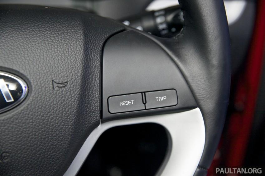 IIMS 2015: Kia Picanto facelift debuts – RM56k Image #369041