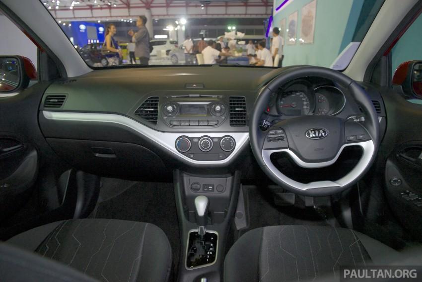 IIMS 2015: Kia Picanto facelift debuts – RM56k Image #369043