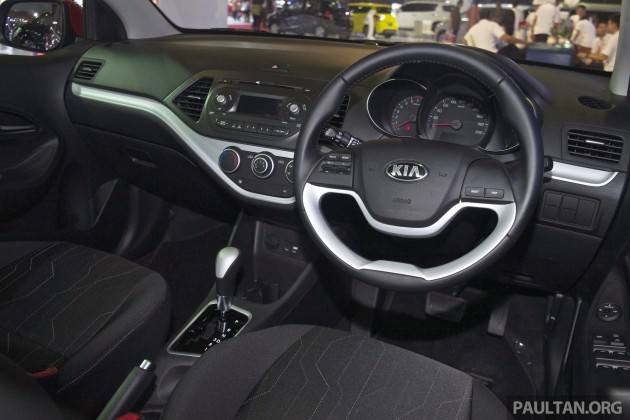 IIMS 2015: Kia Picanto facelift debuts – RM56k