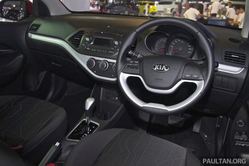 IIMS 2015: Kia Picanto facelift debuts – RM56k Image #369045