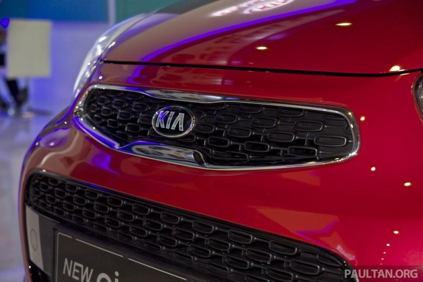 IIMS 2015: Kia Picanto facelift debuts – RM56k Image #369032