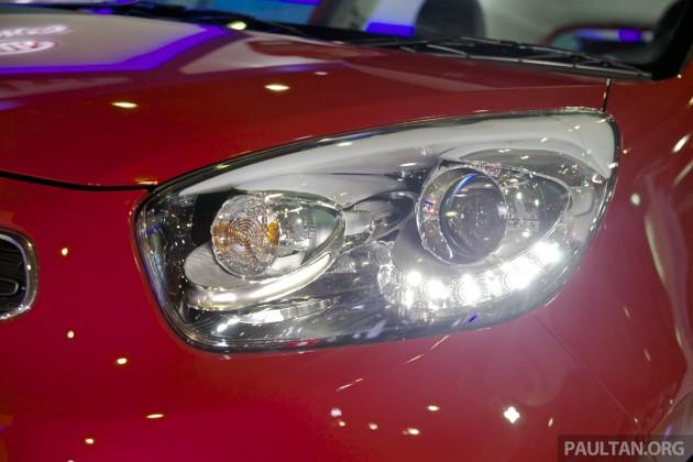 Kia Picanto Facelift 5