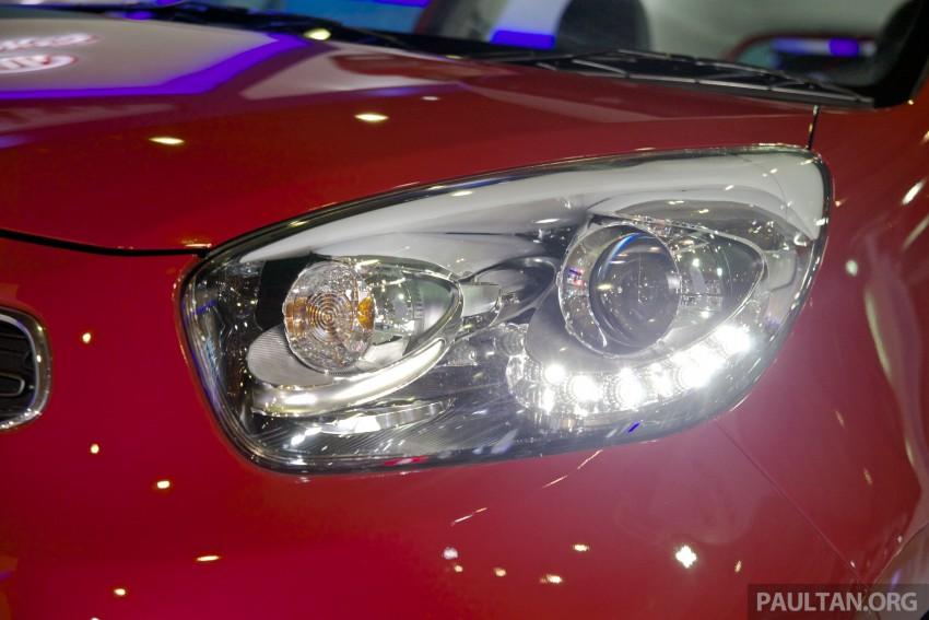 IIMS 2015: Kia Picanto facelift debuts – RM56k Image #369033