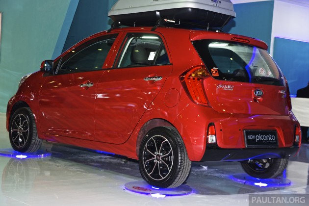 Kia Picanto Facelift 6