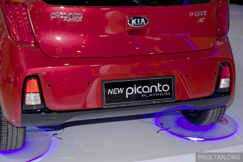 IIMS 2015: Kia Picanto facelift debuts – RM56k Image #369035