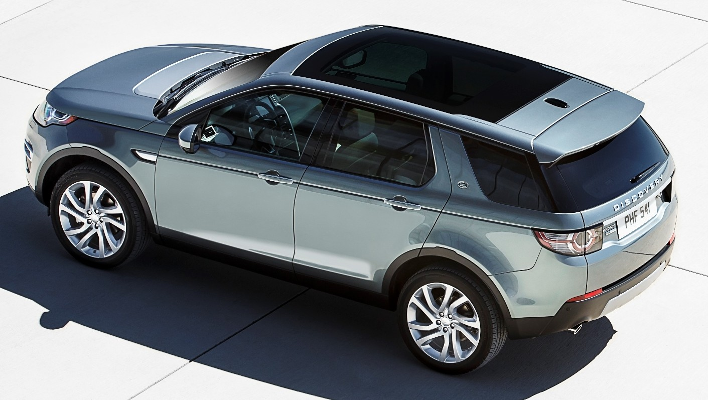 Land Rover Discovery Sport >> Land Rover Discovery Sport: register for Terrapod ride Image 367741
