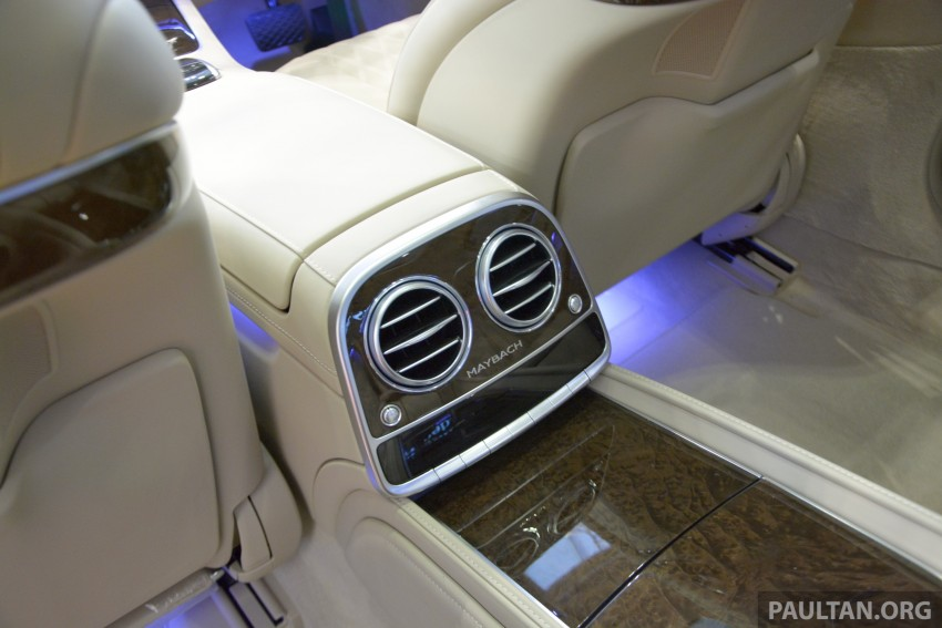 GIIAS 2015: Mercedes-Maybach S-Class S500 on show Image #371703