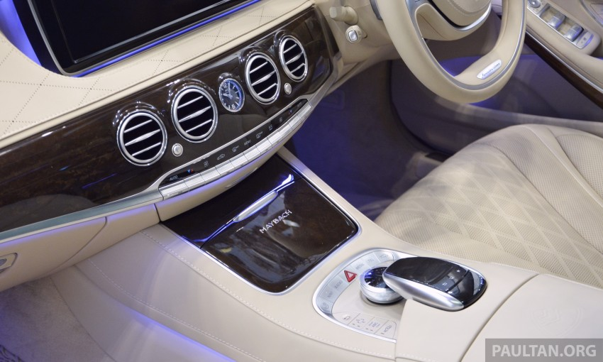 GIIAS 2015: Mercedes-Maybach S-Class S500 on show Image #371668