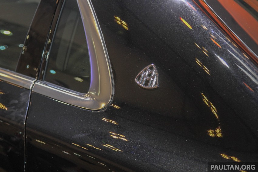GIIAS 2015: Mercedes-Maybach S-Class S500 on show Image #371683
