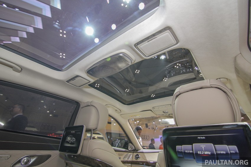 GIIAS 2015: Mercedes-Maybach S-Class S500 on show Image #371692