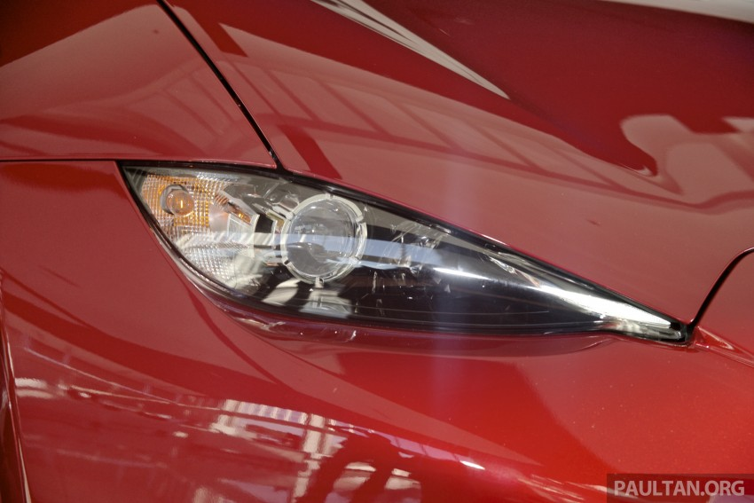 Mazda MX-5 launched in M'sia: 2.0L, 6sp auto, RM220k Image #369897