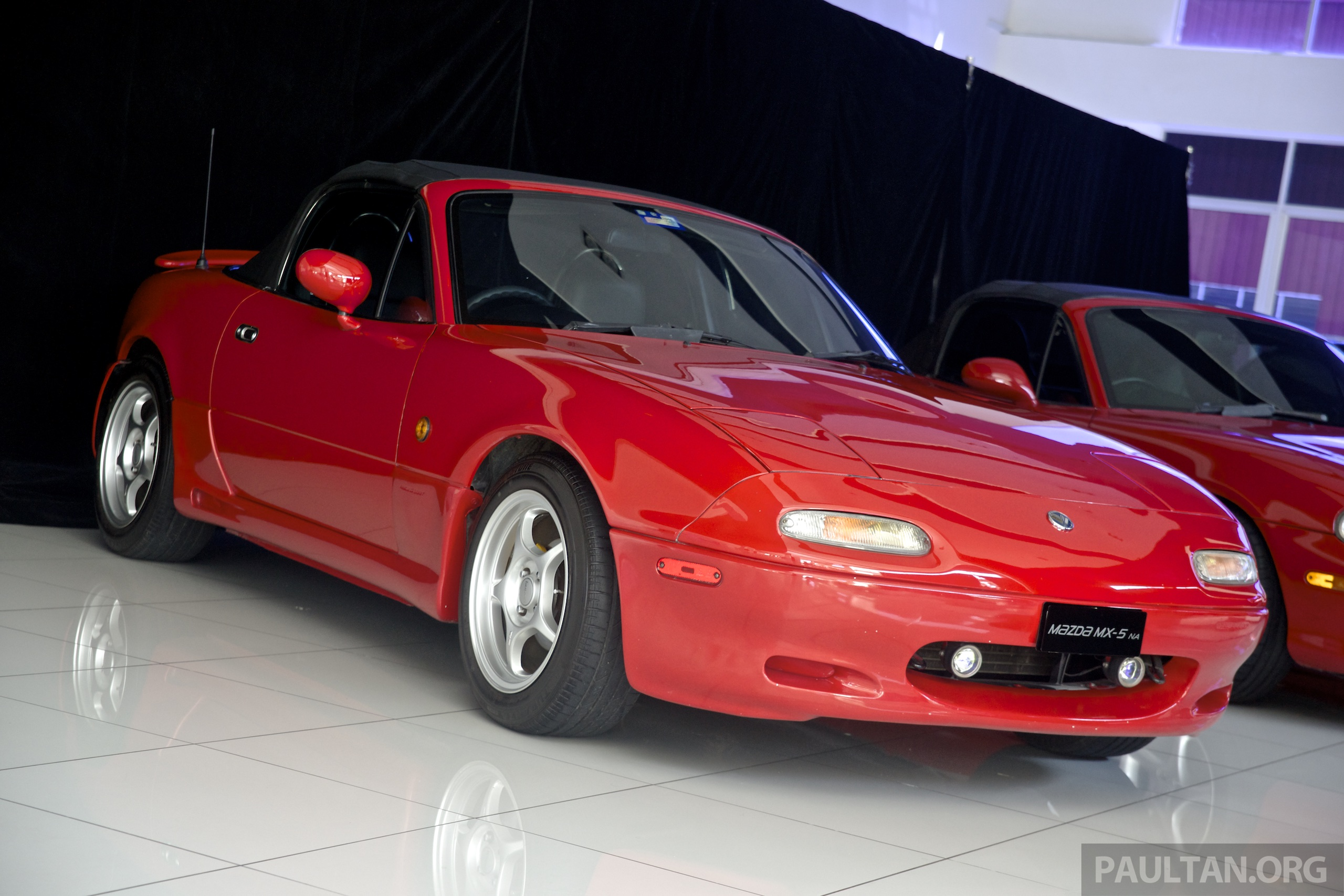 gallery mazda mx 5 through the years na nb nc paul tan image 369985. Black Bedroom Furniture Sets. Home Design Ideas