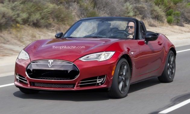 Mazda MX-5 Tesla Model S Theophilus .jpg