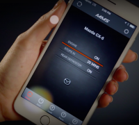 Mazda Mobile Start App Screenshot
