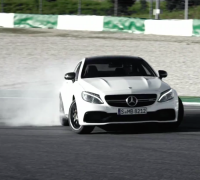 Mercedes-AMG C 63 S Coupe video