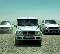 Mercedes-Benz-Fahrzeuge-SUV-Offroad-GLE-GLA-G-Klasse-GLC-Coupe-TV-Spot