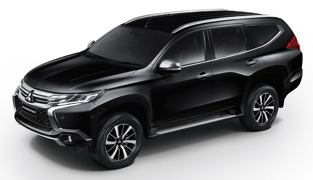 Mitsubishi All New Pajero Sport 2017 >> 2016 Mitsubishi Pajero Sport – new Triton-based ladder frame SUV makes global debut in Thailand ...