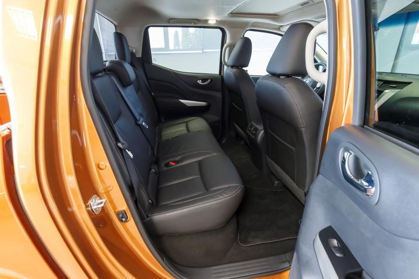 GALLERY: Nissan Navara NP300 sets foot in Europe Image #370494