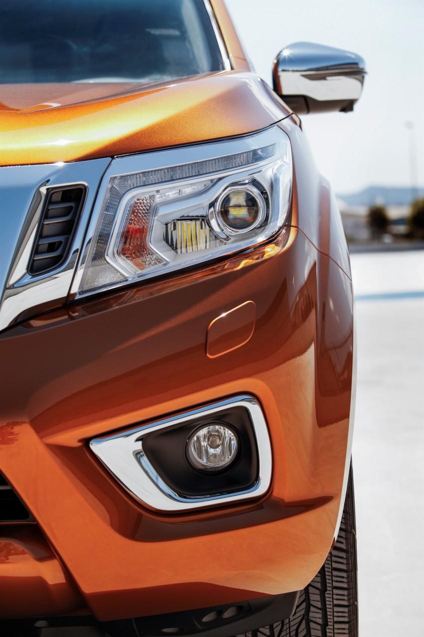 GALLERY: Nissan Navara NP300 sets foot in Europe Image #370509