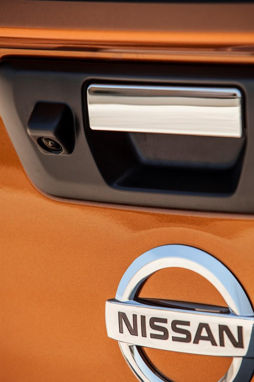 GALLERY: Nissan Navara NP300 sets foot in Europe Image #370515