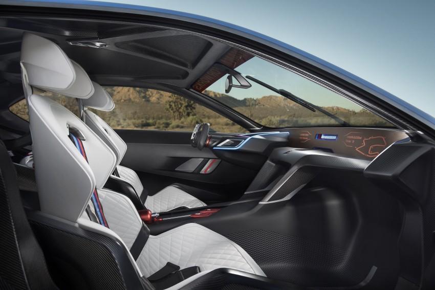 BMW 3.0 CSL Hommage R makes Pebble Beach debut Image #367490