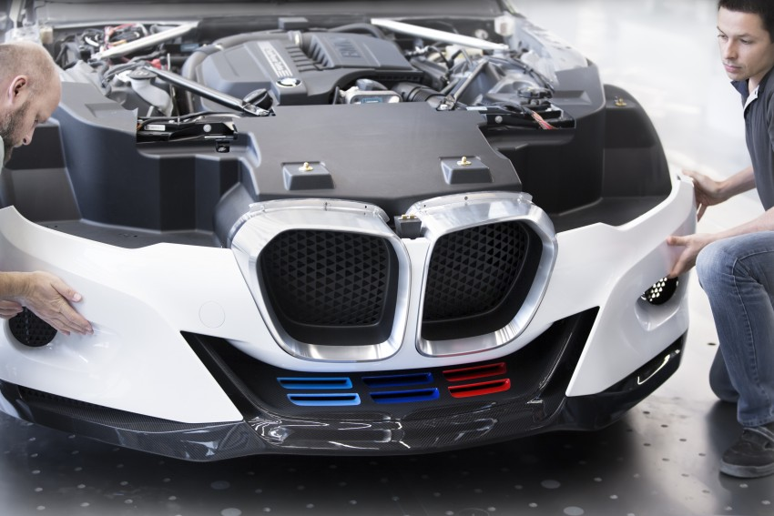 BMW 3.0 CSL Hommage R makes Pebble Beach debut Image #367418