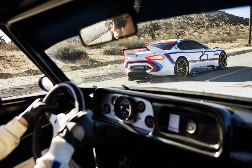 BMW 3.0 CSL Hommage R makes Pebble Beach debut Image #367456