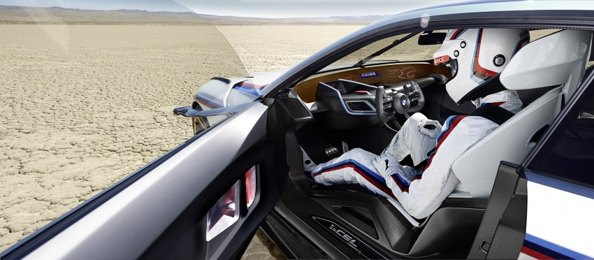 BMW 3.0 CSL Hommage R makes Pebble Beach debut Image #367433
