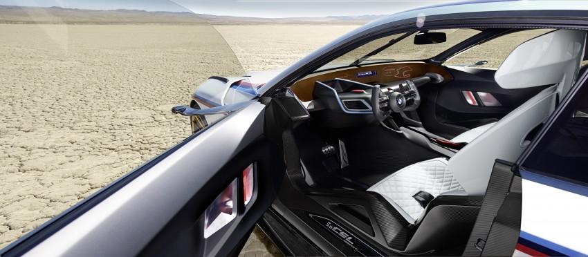 BMW 3.0 CSL Hommage R makes Pebble Beach debut Image #367437