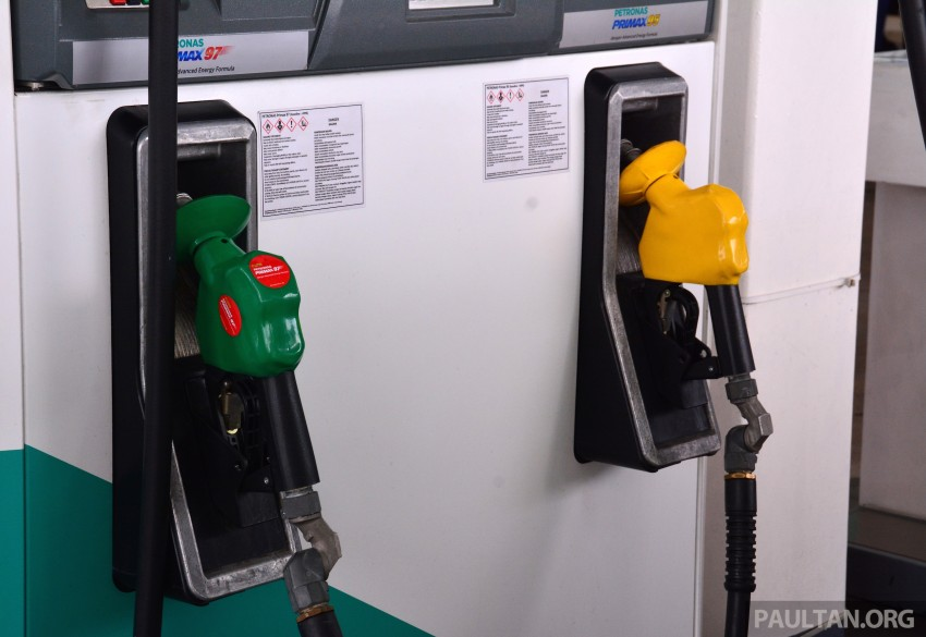 Petronas Primax 97 with Advanced Energy Formula launched – first Euro 4M RON 97 in M'sia, RM2.45/litre Image #368771
